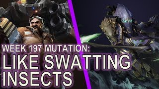 Starcraft II: Like Swatting Insects [CONSTRUCTION NOISE INTENSIFIESSS]