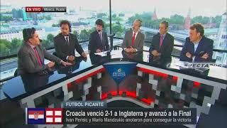 FRANCIA vs CROACIA jugaran la final de Rusia 2018 - Futbol Picante