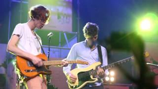The Whitest Boy Alive - Burning, HD Live in Bangkok @ MoonStar Studio