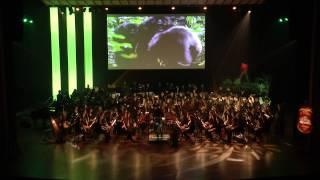 """Jungle Fantasy"", Harmonie St. Joseph Sittard o.l.v. Björn Bus."