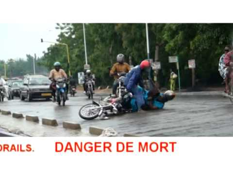 TOGO Carrefour Atikoumé-Danger de mort