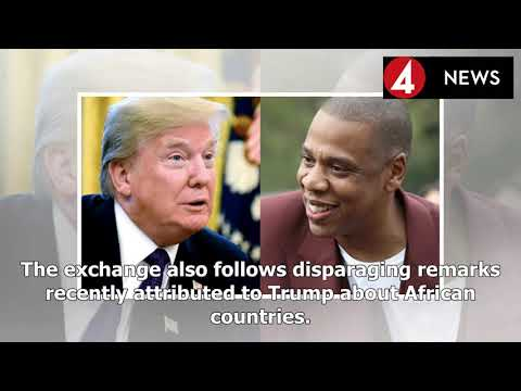 Trump rips Jay-Z for comment on the unemployment rate of African Americans