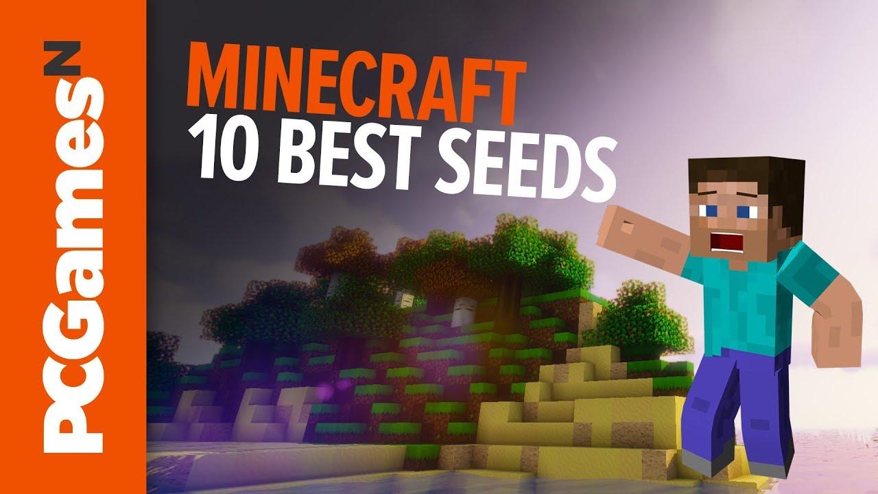 11 best Minecraft seeds  Minecraft survival seeds, Minecraft village  seeds, and more