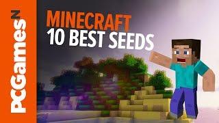 10 best Minecraft seeds | Minecraft survival seeds, Minecraft village seeds, and more