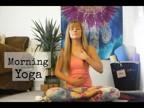 Morning Yoga | 10 minutes to wake up the body