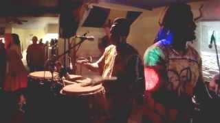 "Baraka ""Your Arms Around Me"" African Beat at The Plantation, Bristol 13th June 2014"