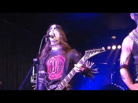 CULT OF THE HORNS - Live @ Salle Emeraude - 21/11/15