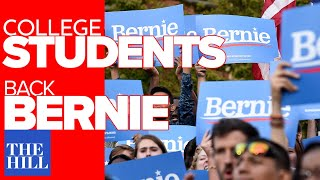 New Poll: Half of all college students back Bernie