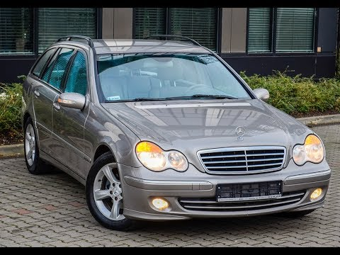 Full Download] Mercedes Benz W203
