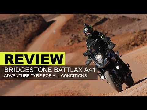 REVIEW : Bridgestone Battlax Adventure A41