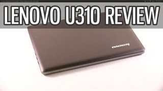 lenovo Ideapad U310 review - best cheap ultrabook