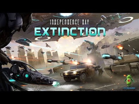 Independence Day Extinction iOS / Android Gameplay HD