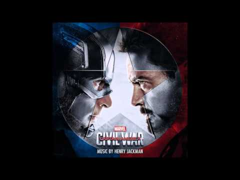 Captain America Civil War - Theme - Soundtrack Score OST