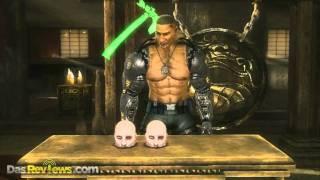 The Mortal Kombat 9 Release Trailer w/ Fatalities