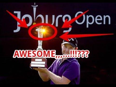 AMAZING  Joburg Open Golf
