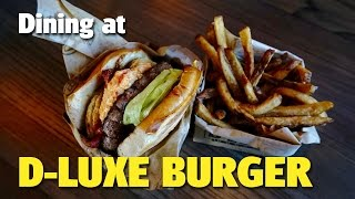 New Dining at D-Luxe Burger at Town Center | Disney Springs