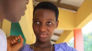 Senior high school girl proposes TO A MALE STUDENT....EIII GHANA