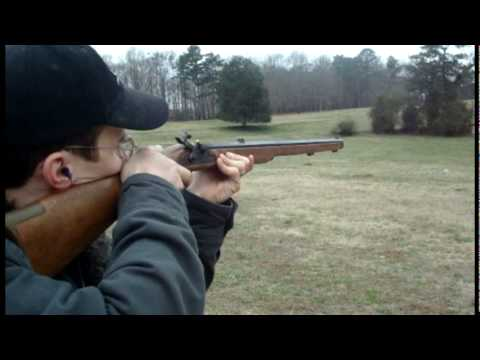 CVA  .45 Caliber Black Powder Percussion Muzzle Loader