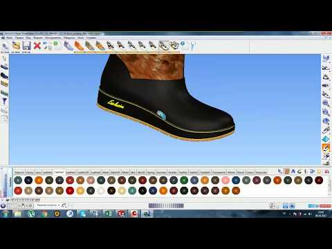 ShoeMaker Pro створення взуття частина № 1
