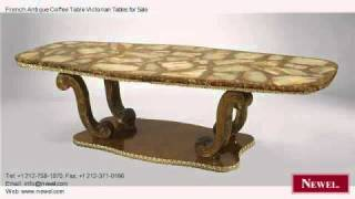 French Antique Coffee Table Victorian Tables For Sale