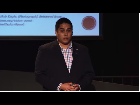 Protecting Lakota culture with science, tech, engineering & math | Vaughn Vargas | TEDxRapidCity