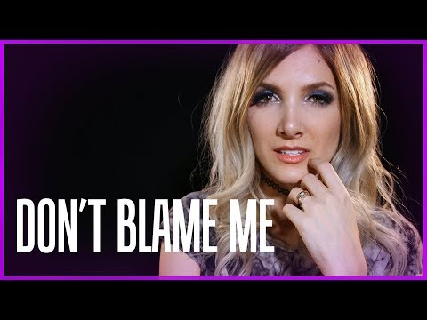 Taylor Swift - Don't Blame Me - Rock cover by Halocene