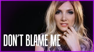 Video Taylor Swift - Don't Blame Me - Rock cover by Halocene download MP3, 3GP, MP4, WEBM, AVI, FLV Mei 2018