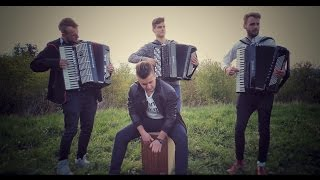 Crazy Accordion Trio - Samba ft. Szymon Rachwalski