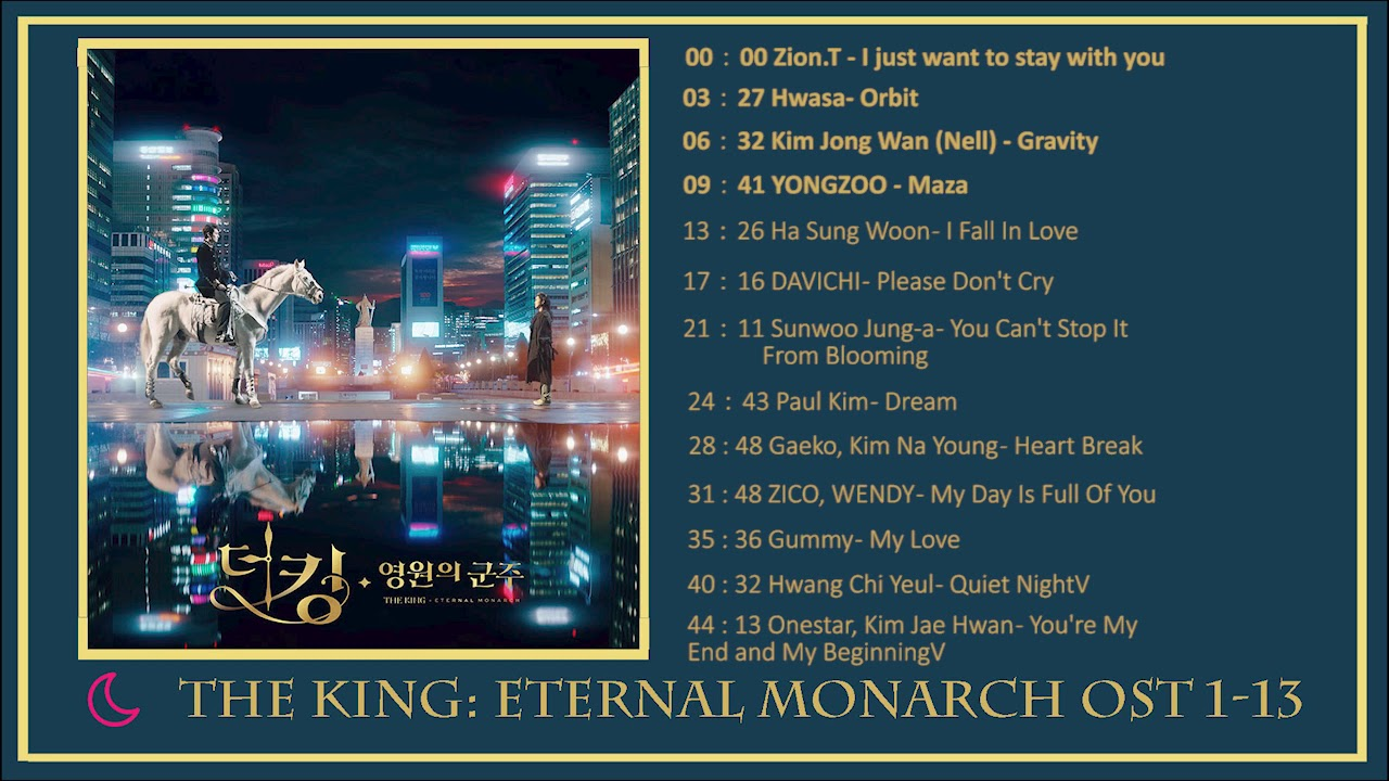 The King: Eternal Monarch (2020) - Full OST Album