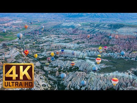 Incredible Turkey in 4K (Ultra HD) Around the World Travel F