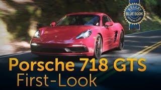 2018 Porsche 718 GTS - First Look