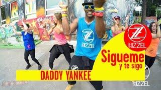 Daddy Yankee - Sigueme y te sigo ZUMBA® FITNESS MEGA MIX 48