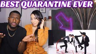 bts in quarantine