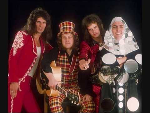 Slade - Santa Claus Is Coming To Town + Lyrics - YouTube