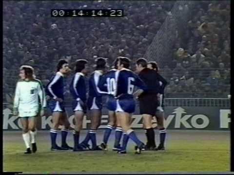 02/03/1977 Borussia Monchengladbach v FC Brugge