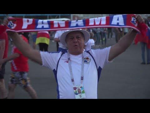 جماهير بنما سعيدة رغم الخسارة أمام بلجيكا