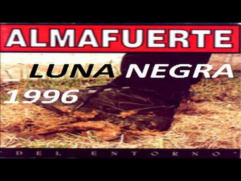 ALMAFUERTE En Vivo - (1996, Luna Negra) Inedito