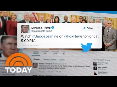 Did Donald Trump Know 'Judge Jeanine' Would Call For Paul Ryan To Step Down? | TODAY
