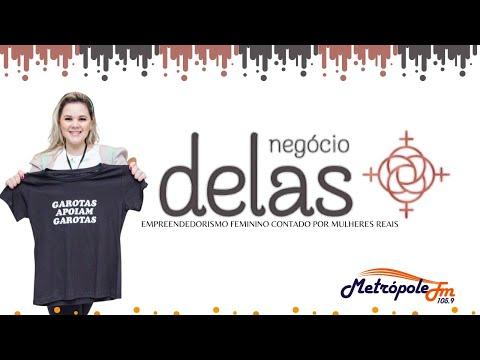 PROGRAMA NEGÓCIO DELAS Partic. PATRICIA BRITTO - 02/06/2021