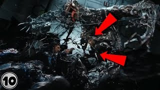 Top 10 Venom Trailer Easter Eggs