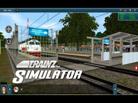 Indonesia Railways/ Download Add Ons/mod Trainz Simulator