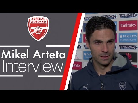 Mikel Arteta - Farewell Speech | Interview