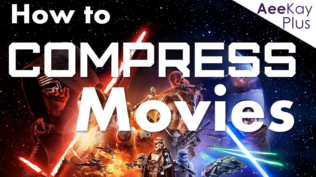 How to compress HD / 4K movies | Handbrake tutorial | Windowshelp#8