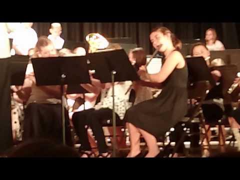 Northampton elementary school band