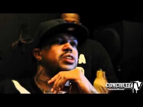 CONCRETE tv: DJ Paul of Three-6-Mafia Interview - YouTube