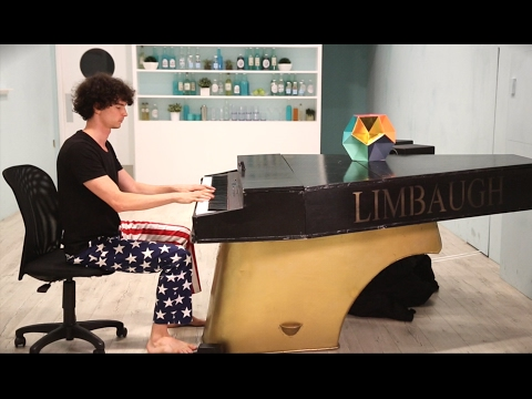 Stephen Limbaugh - Millennial Suite for piano
