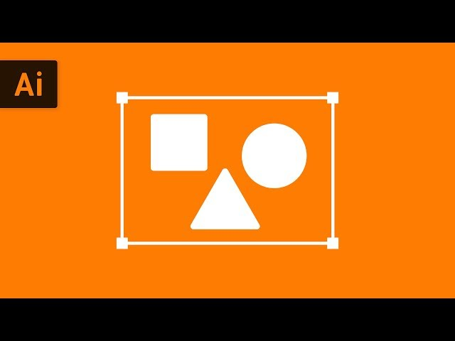 How to Group Objects | Illustrator Tutorial