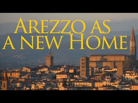 Arezzo as a New Home:  Ursula Armstrong  (Eng-Ita)