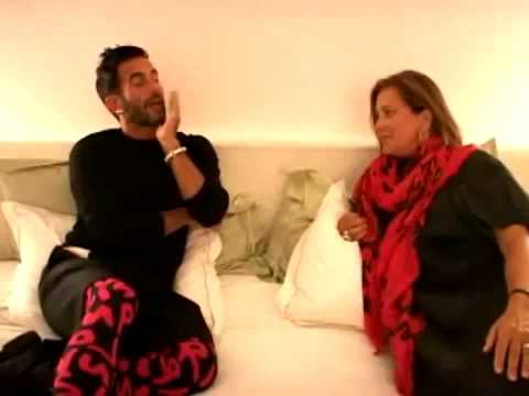 In Bed With Marc Jacobs and Stephen Sprouse