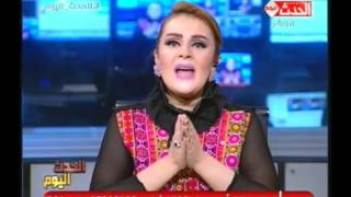 """فيديو.. رانيا محمود ياسين لـ""""الأسواني"""": أنت عايش في دولة تتمتع بالديمقراطية ولا تقمع أحد"""
